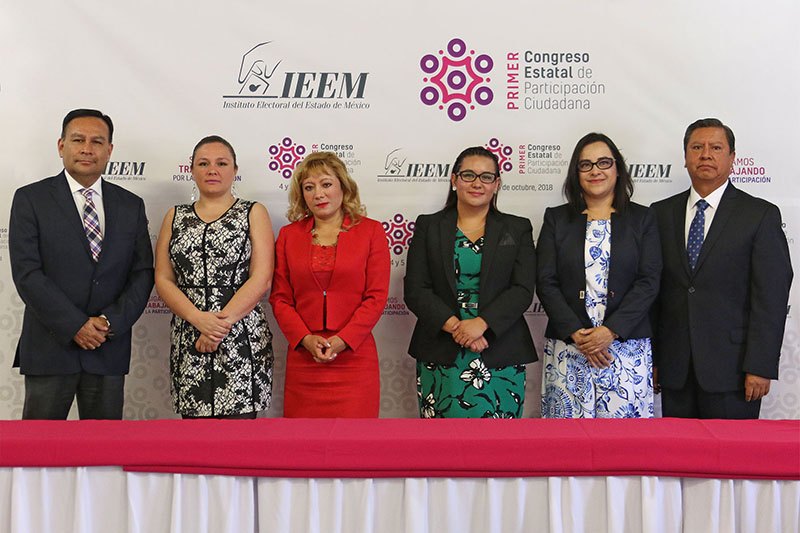 Invitan a Congreso Estatal de Participación Ciudadana