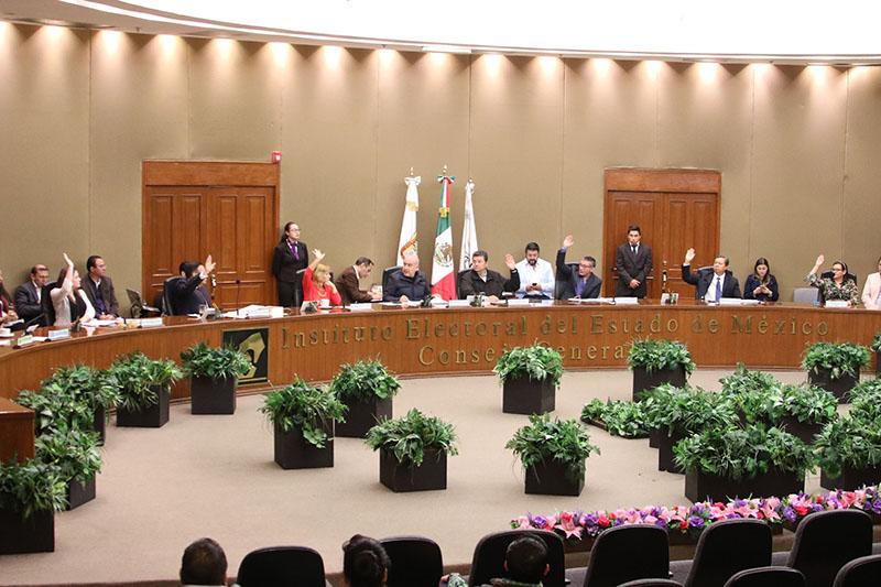 Avanza la integración de la LX Legislatura mexiquense