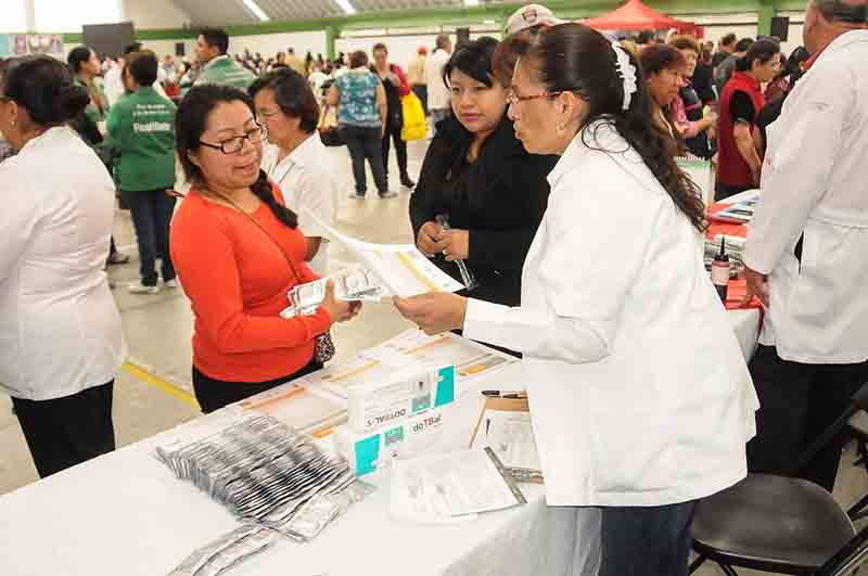 Brindan 80 mil consultas sobre planificación familiar