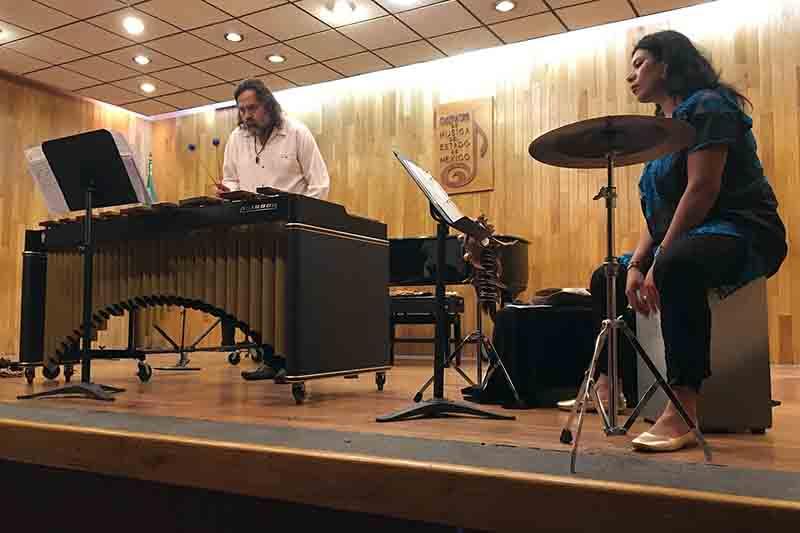 Da probadita Javier Nandayapa con recital
