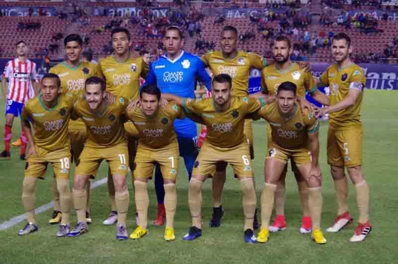 Triunfa Potros UAEM FC de visita en San Luis