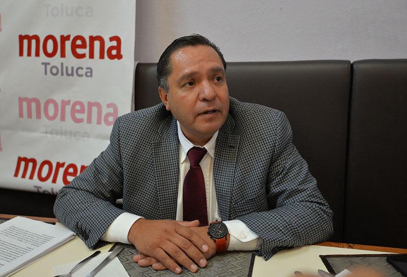 Designan a próximo secretario del Ayuntamiento de Toluca