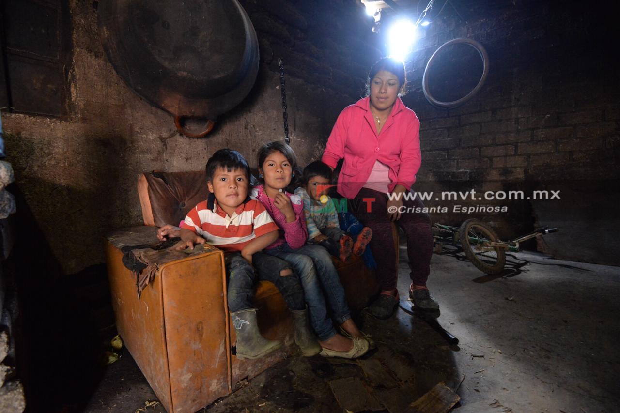 Queda sin patrimonio y con puras promesas tras sismo del 19s