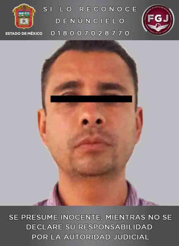 Acusado de violación el Subdirector de la Policía de Ixtapan de la Sal
