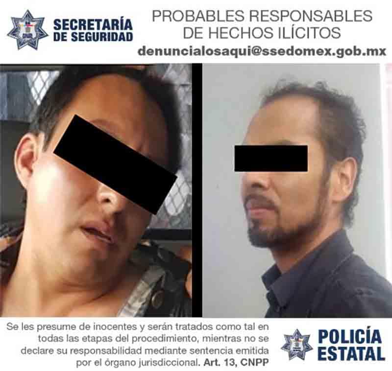Capturan a dos por fraude; uno es ex policía