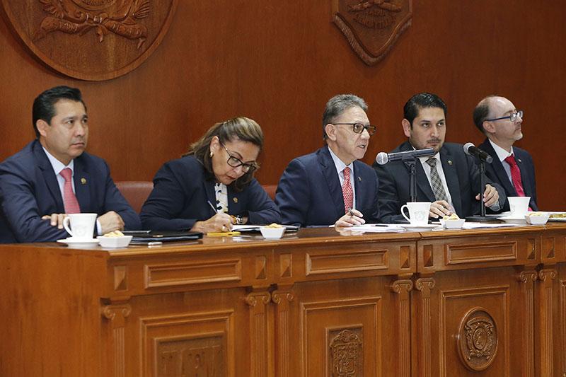 Solicitan iniciativa para reforma a la Ley Universitaria