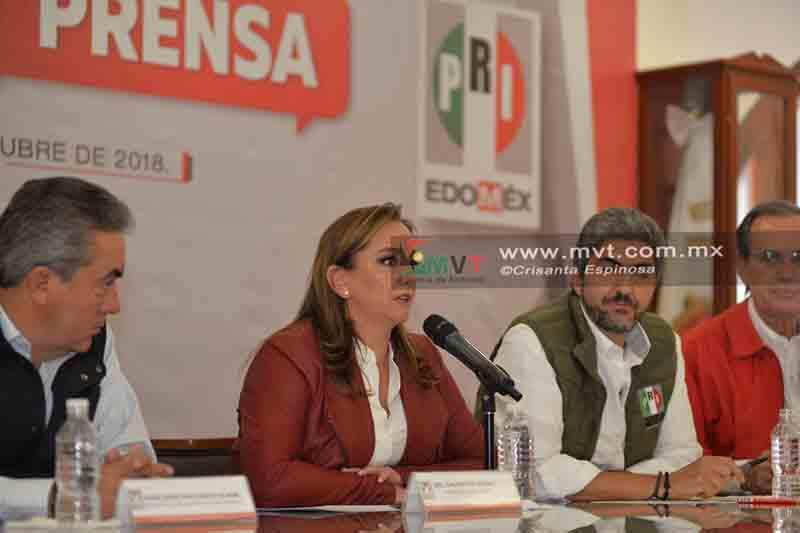 Tiempo de replanteo en el CEN del PRI, sostiene Ruiz Massieu