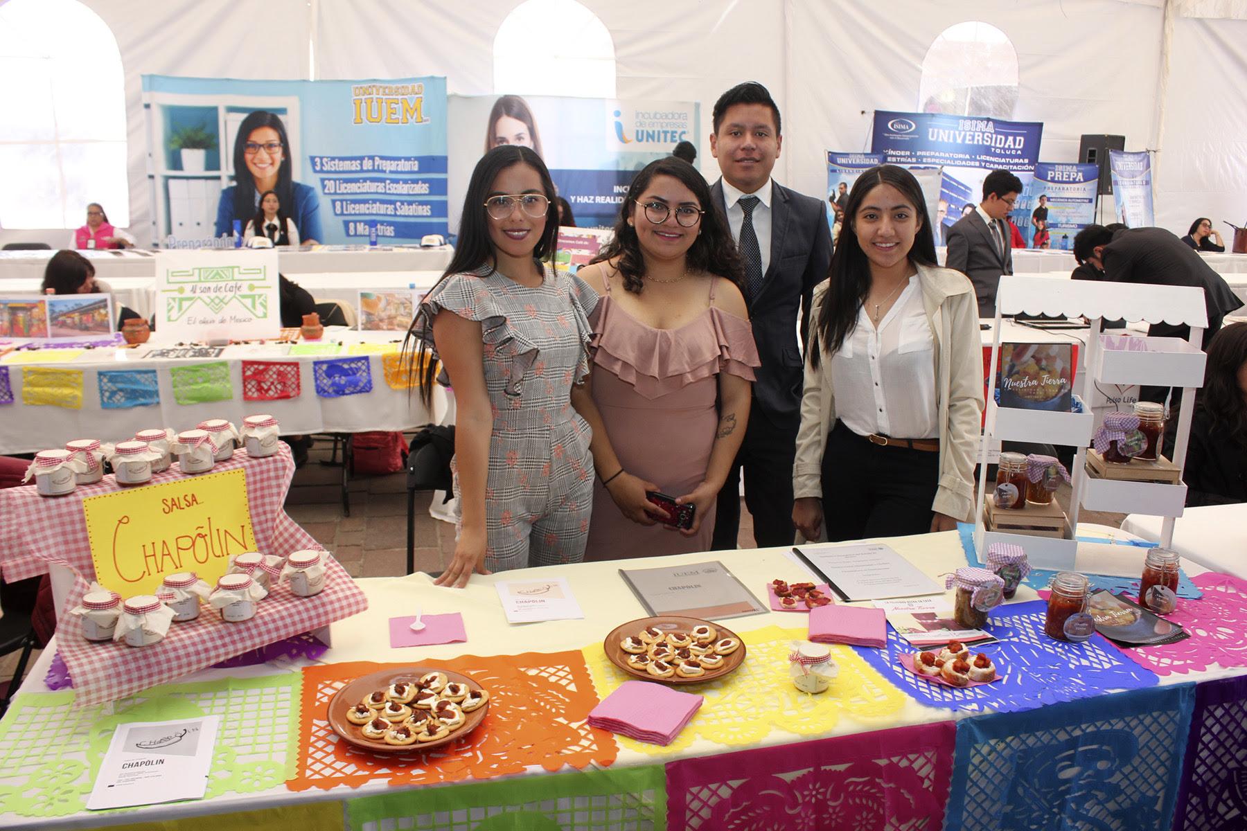 Inauguran Expo Metepec Contigo Emprende