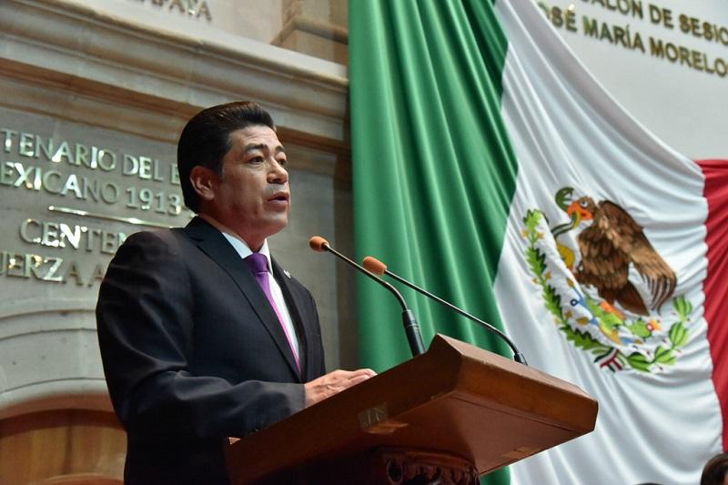 Propone Miguel Sámano iniciativa para dar mayor certeza jurídica a la actividad legislativa