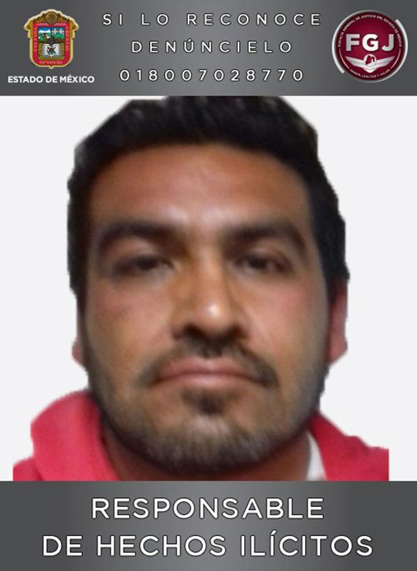 Obtiene 125 años de prisión por homicidio en Zinacantepec