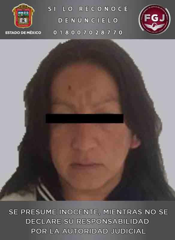 Procesan a mujer acusada de matar a su amante en Metepec