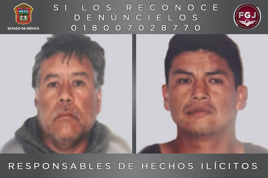 Sentencian a 50 años de cárcel a dos sujetos por secuestro en Jocotitlán