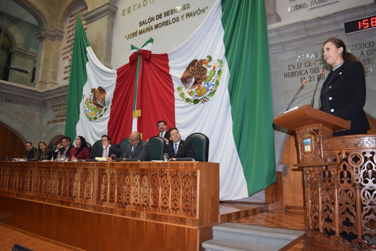 Propone Morena crear nueva constitución para Edoméx