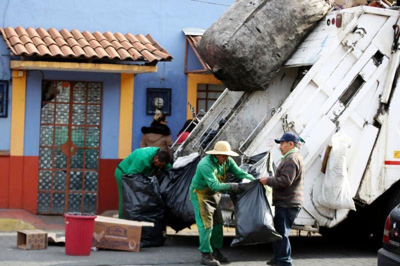 Amplían rutas de recolección de basura en Metepec