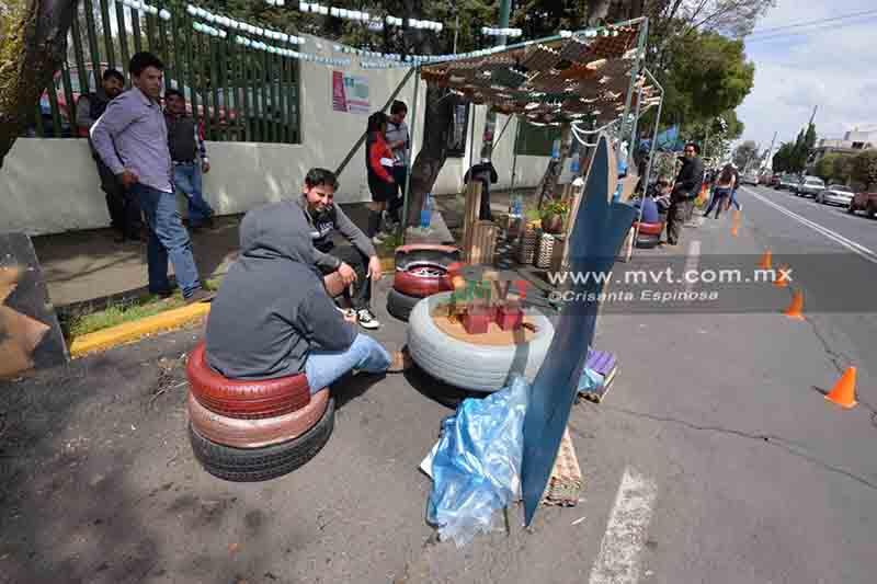 "Realizan ""Parking Day"" por quinta ocasión en Toluca"