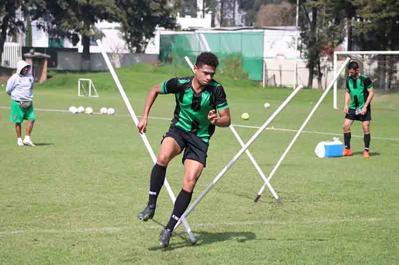 Buscan Potros UAEM FC mejorar en contundencia
