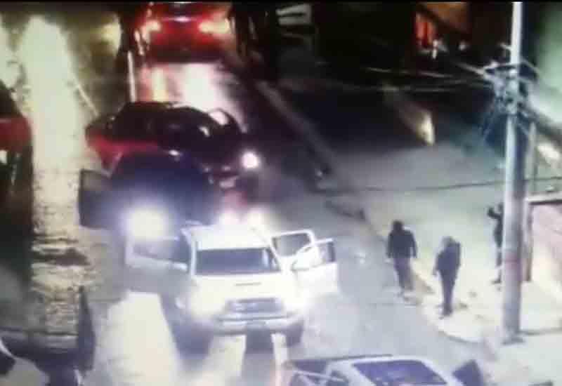 """Esperaban que """"alguien"""" denunciara convoy armado en Naucalpan"""