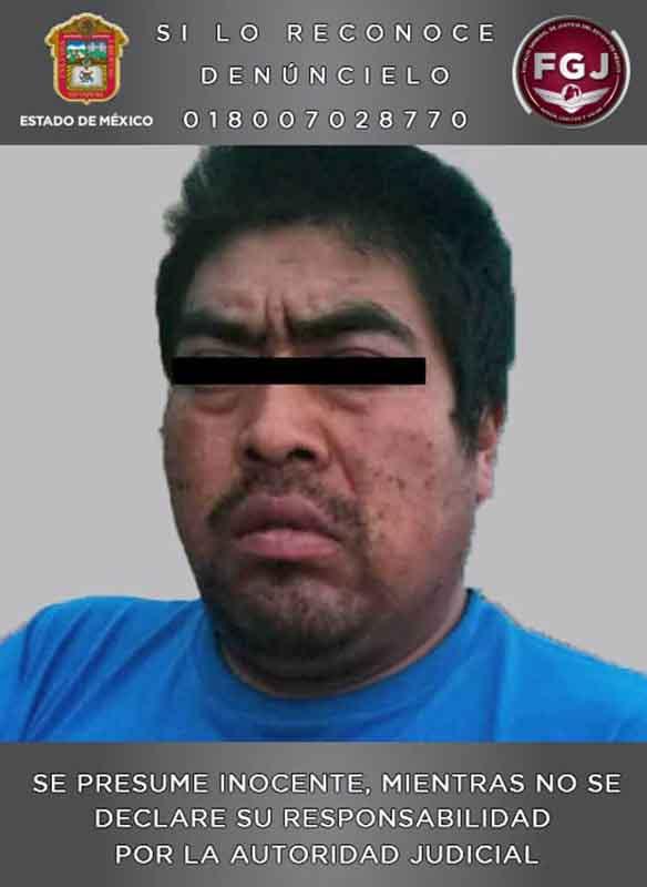Procesan a presunto asaltante de camión de pasajeros