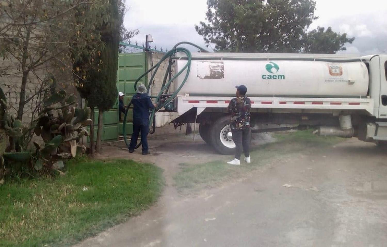 Se contaminan pozos de agua con huachicol