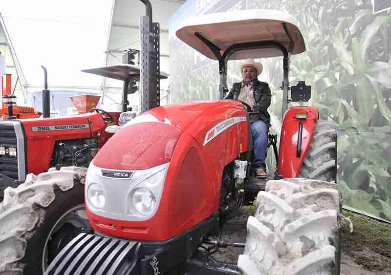 Entregan incentivos agropecuarios por 55 mdp