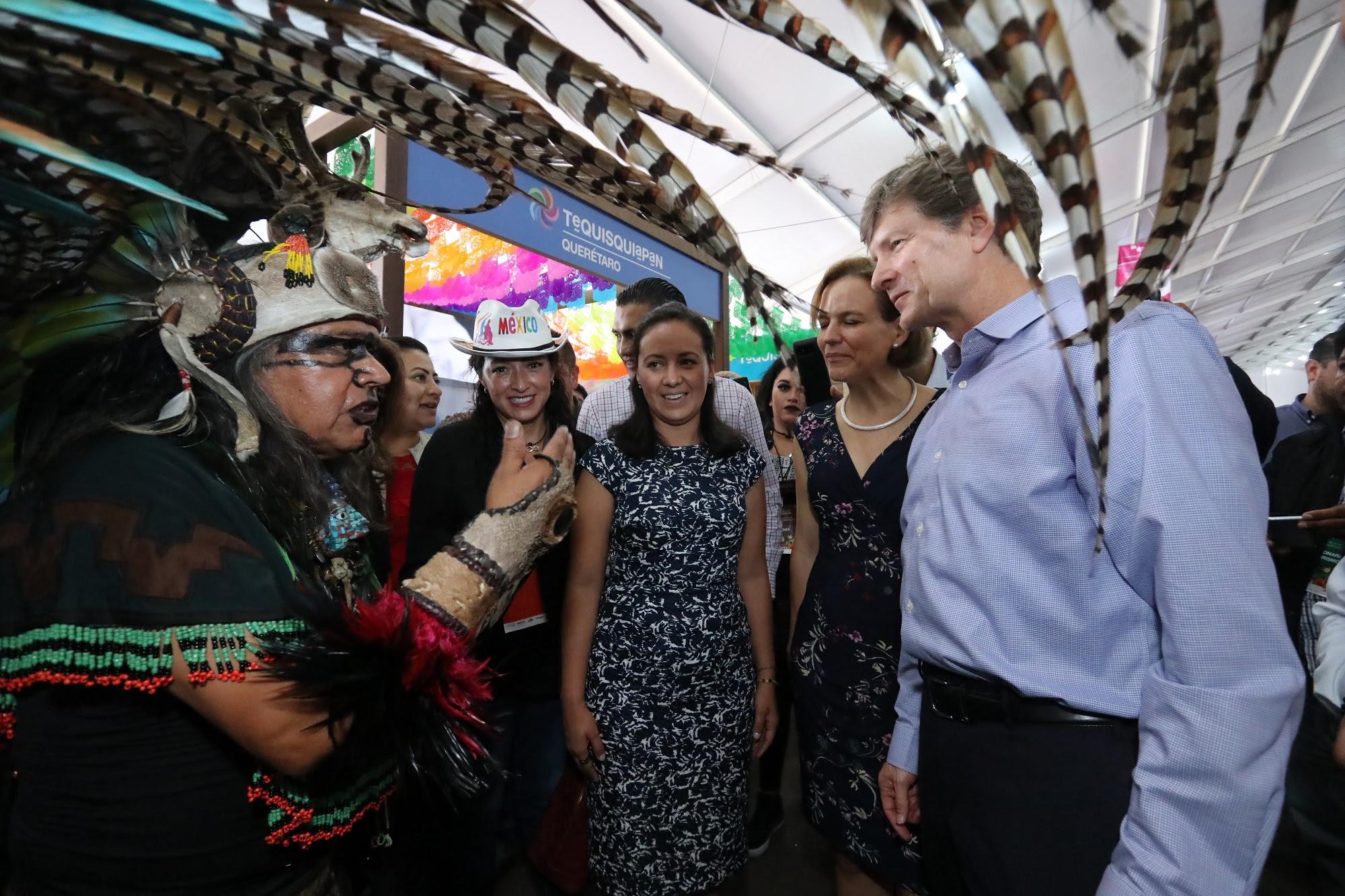 Destaca Edoméx en Feria Nacional de Pueblos Mágicos