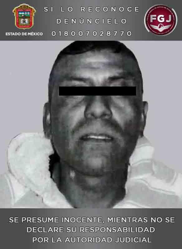 Procesan a sujeto por asalto en Metepec... ocho años después