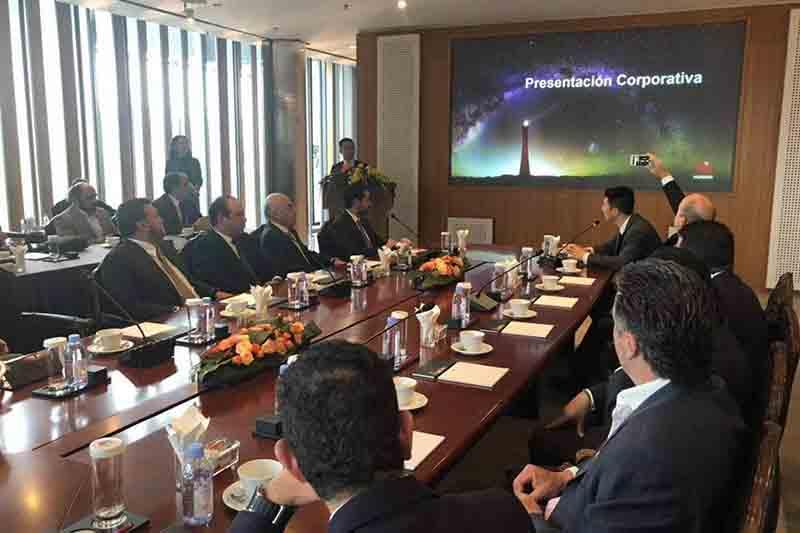 Participa Edoméx en expo de importación en China