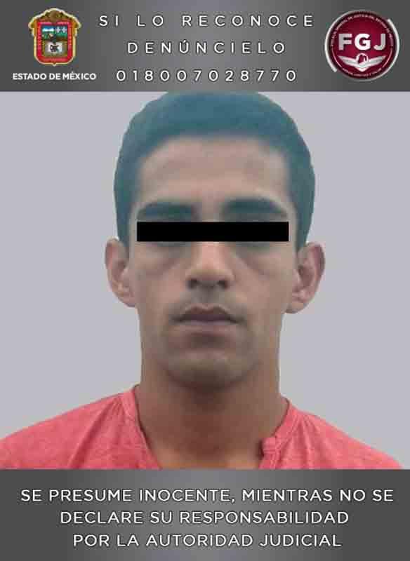 Detienen a policía de Tenancingo acusado de feminicidio