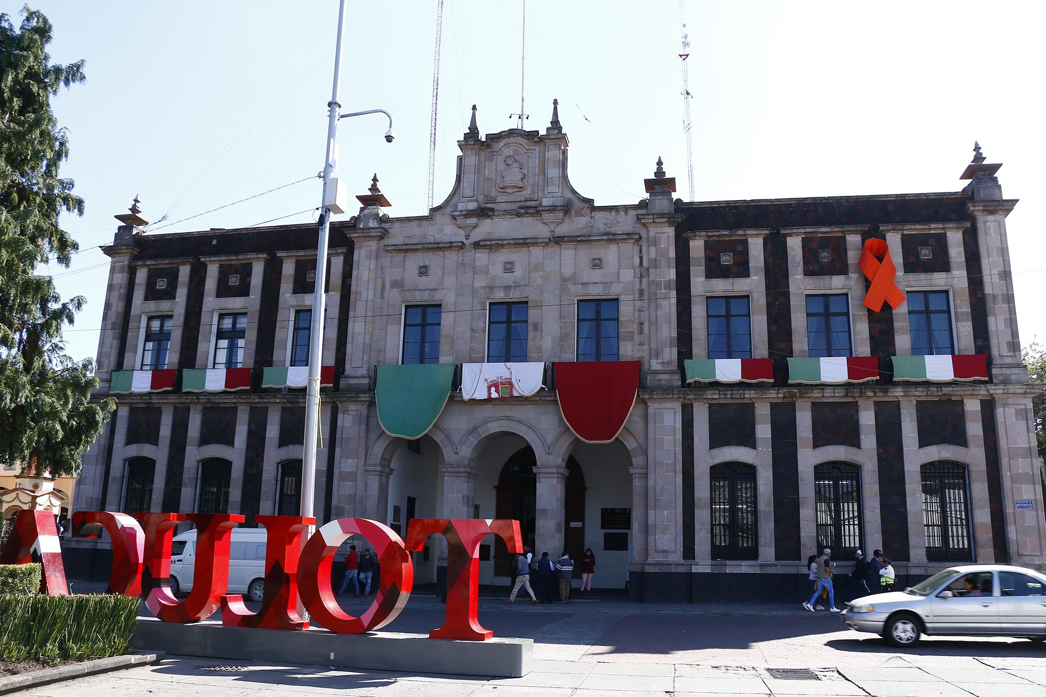 No embargaron al ayuntamiento de Toluca