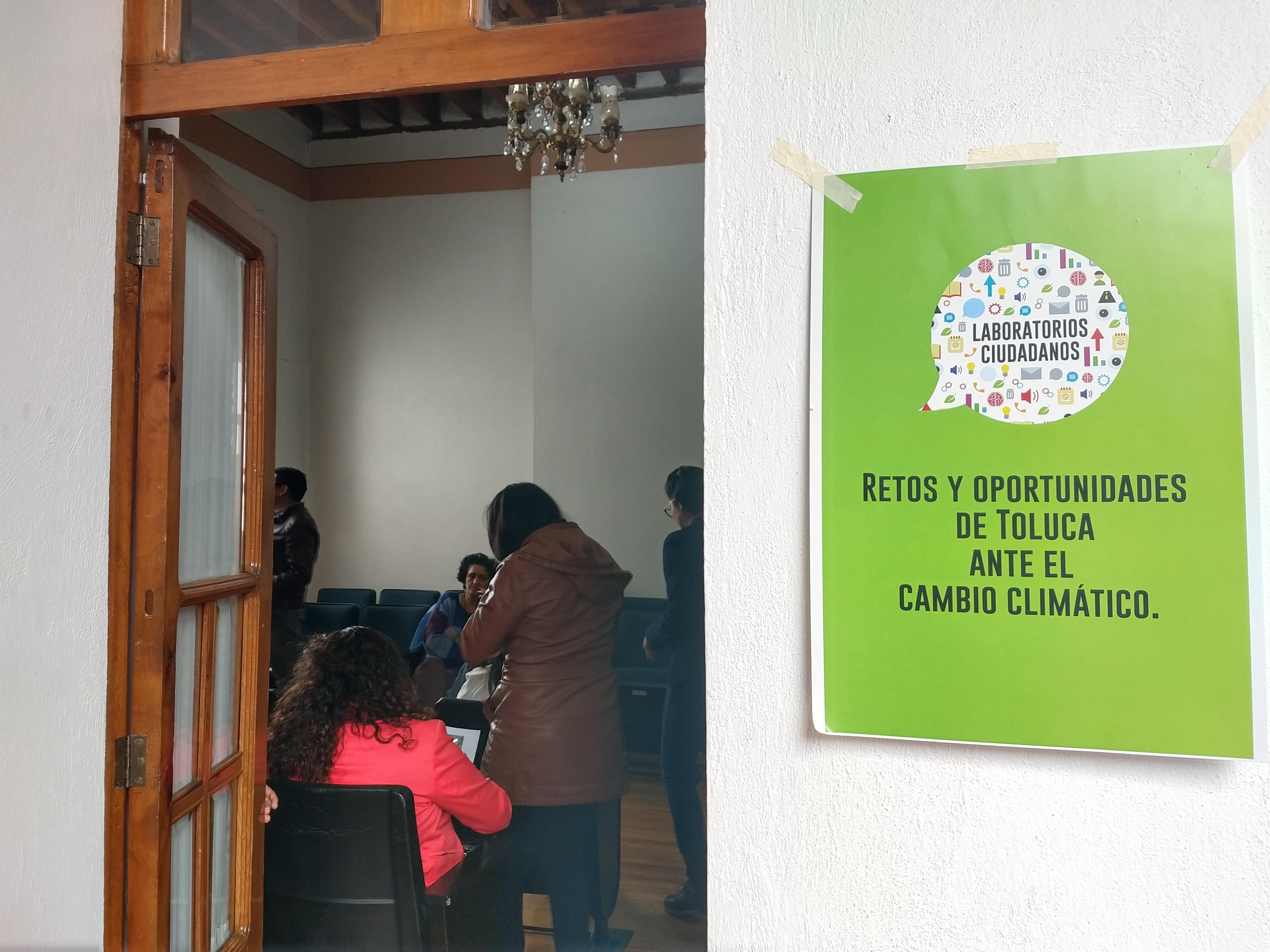 """Realiza Cabildo entrante de Toluca """"Laboratorios Ciudadanos"""""""