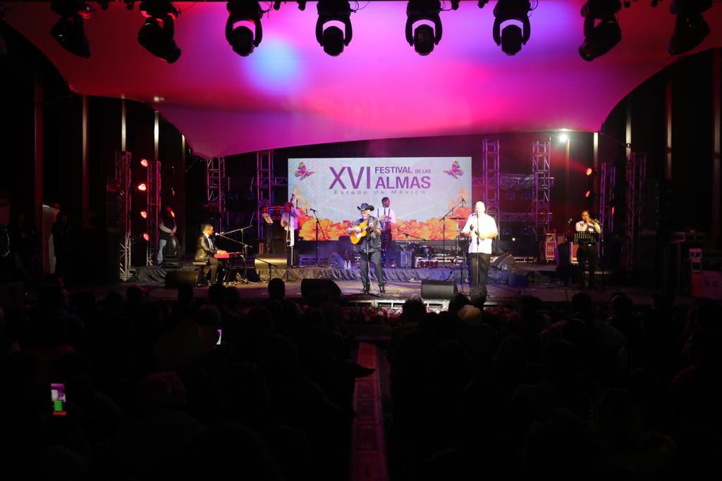 Con broche de oro cierra XXVI Festival de las Almas