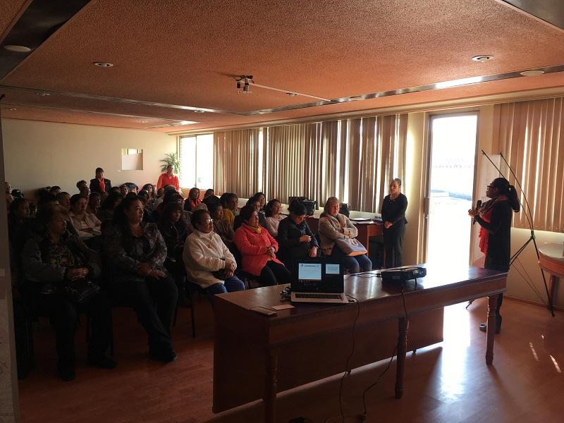 Continúa Toluca labor para prevenir violencia contra niñas y mujeres