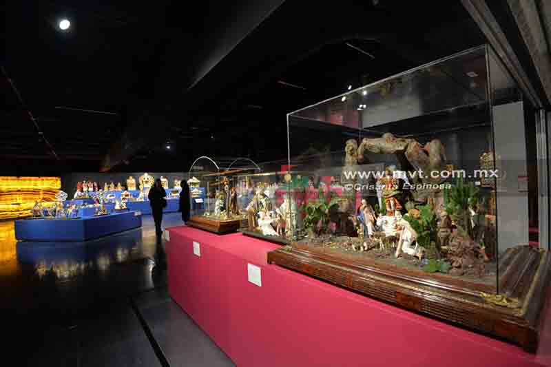 Muestra de más de 300 Nacimientos artesanales en el CCT