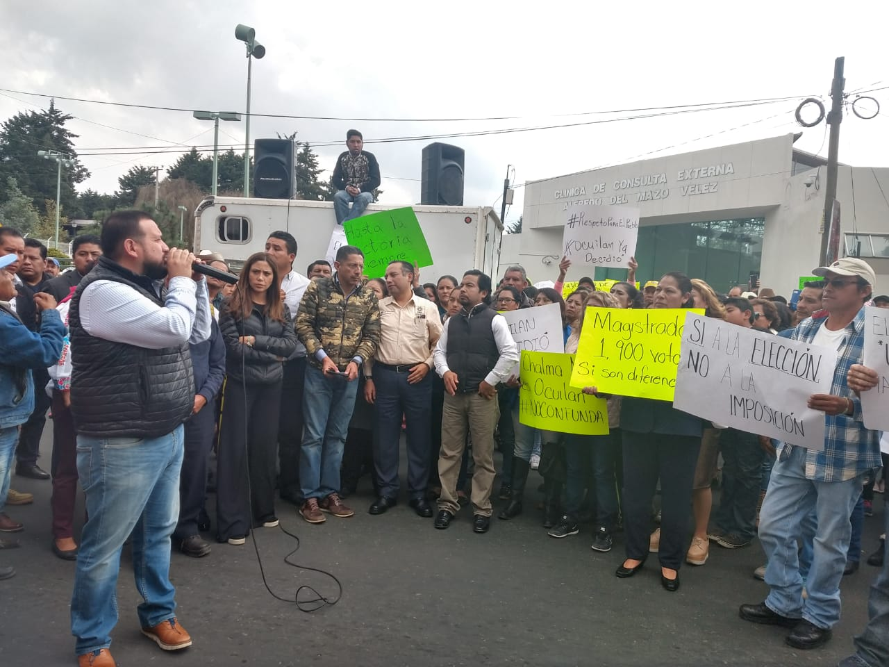 Impugnarán perredistas anulación de elección en Ocuilan y Cocotitlán