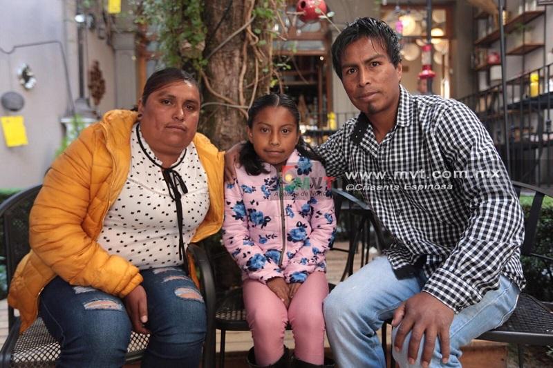 Faltan menos recursos para lograr costear el transplante de Janet Marín