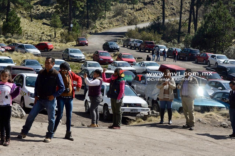 Estudian restringir acceso al Nevado de Toluca