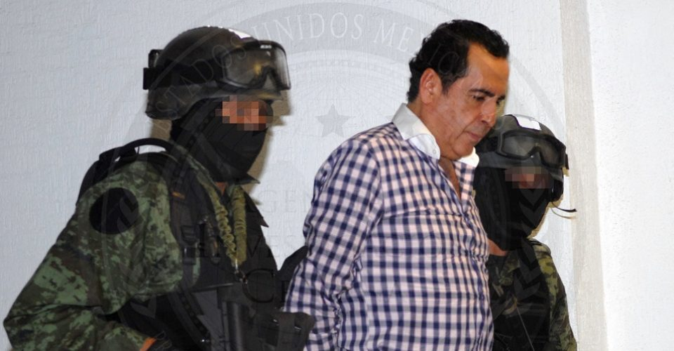 Fallece capo de los Beltrán Leyva en hospital de Toluca