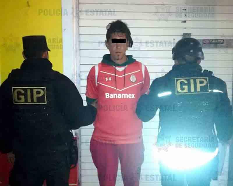 Terminó en el MP aficionado del Toluca que ingresó al Nemesio Díez con marihuana