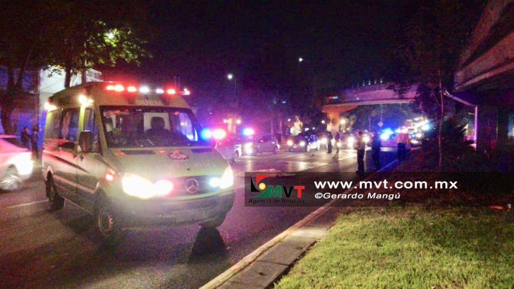 Fallece peatón tras incidente en Paseo Tollocan
