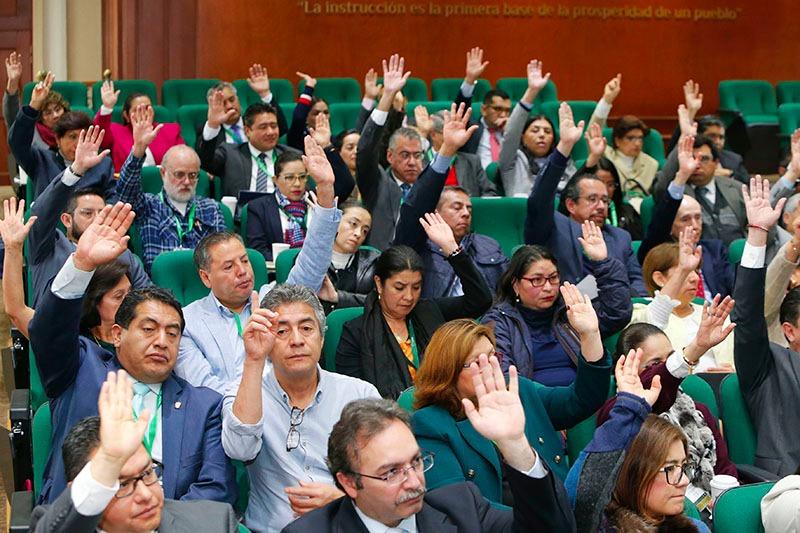 Apoya Consejo Universitario postura del rector Alfredo Barrera