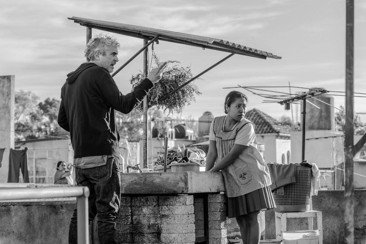 """Proyectan """"Roma"""" de Alfonso Cuarón en Cineteca Mexiquense"""
