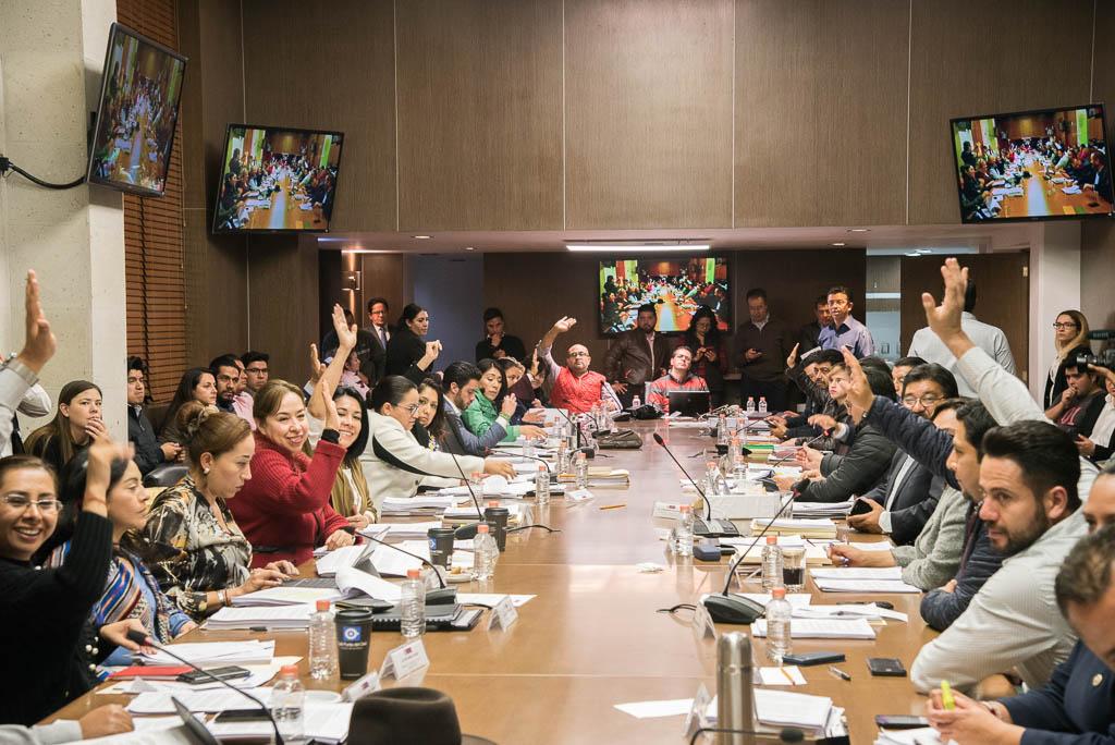 Aprueban por unanimidad el paquete fiscal del EdoMéx para 2019