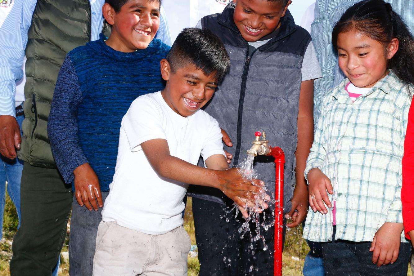 Concluyen tres obras de hidrosanidad en Toluca