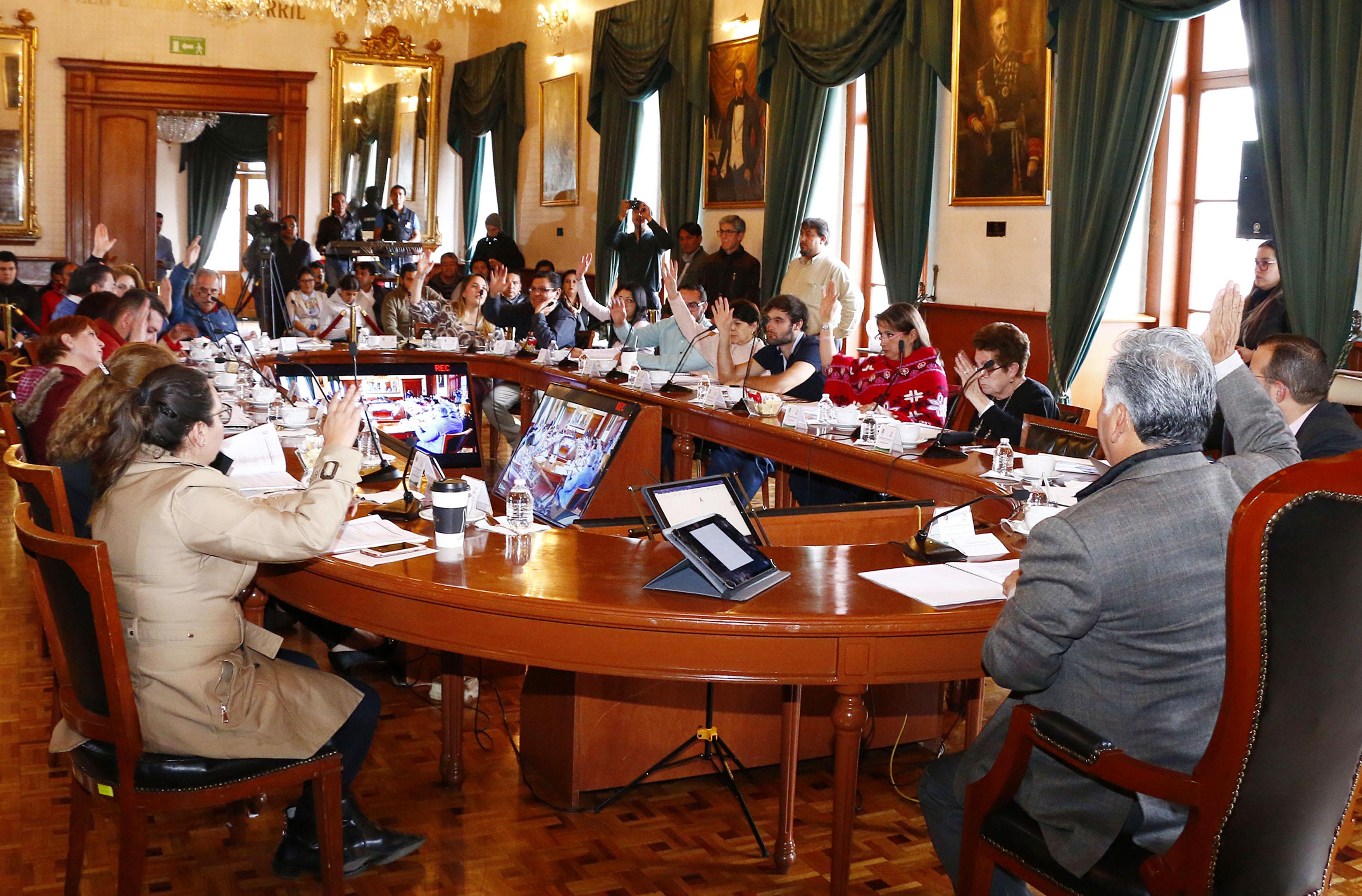 Aprueba Cabildo de Toluca el Plan Municipal de Desarrollo Urbano