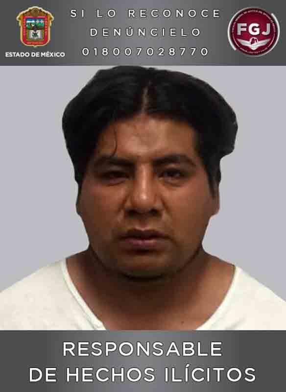 Va 25 años a prisión por robar un auto compacto en Toluca