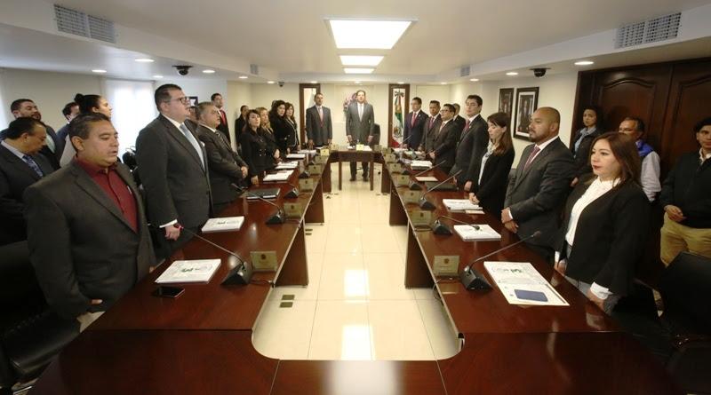Presentan Informe de Gobierno metepequense en sesión de Cabildo