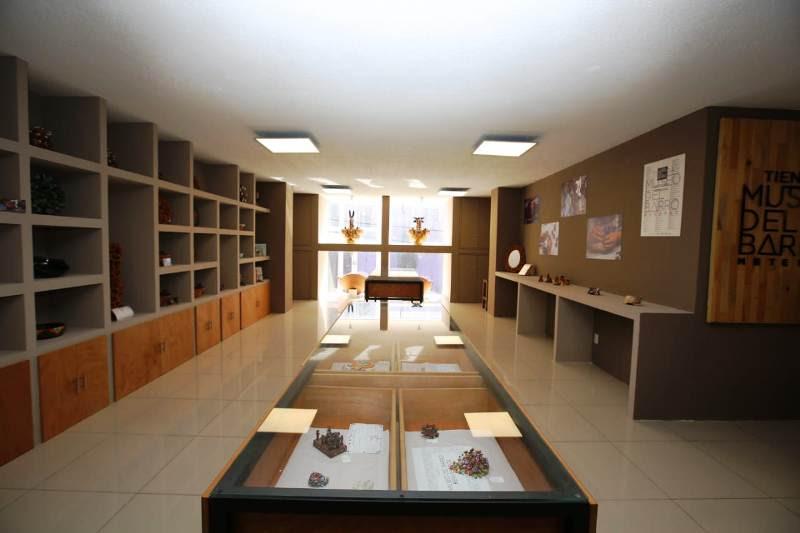 Abre al público tienda en Museo del Barro de Metepec