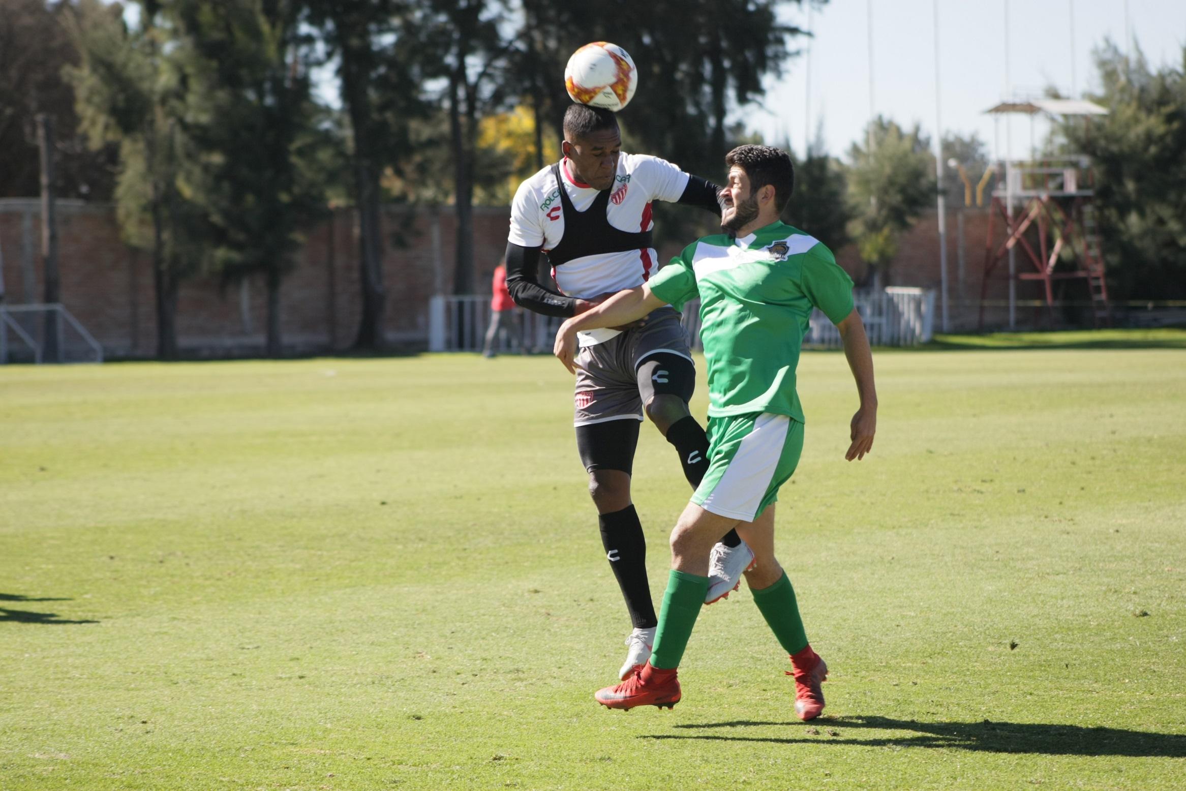 Potros UAEM FC se mide con Club Necaxa en segundo partido amistoso
