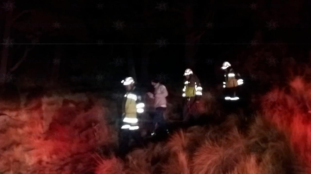 Rescatan a dos personas extraviadas en el Nevado de Toluca