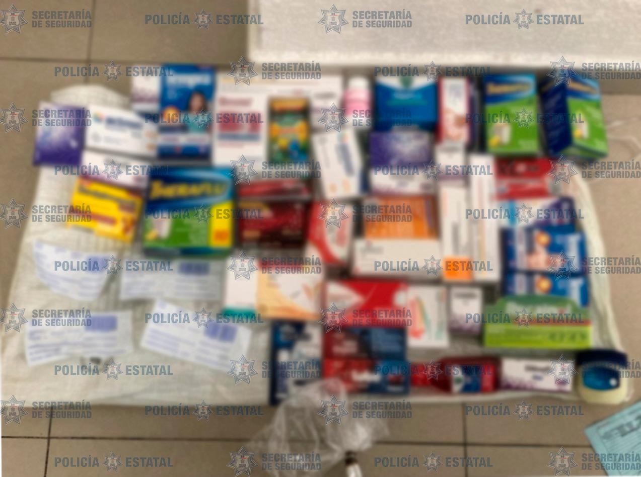 Dos menores robaron medicamento con valor de 180 mil pesos